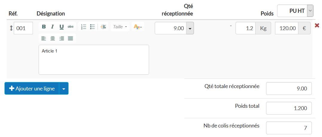 Bon De Réception Comment Faire Un Bon De Réception En Ligne