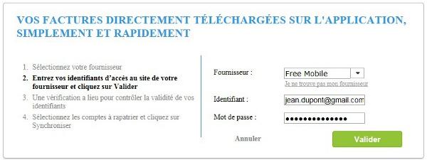 Comment collecter vos factures fournisseurs par web for Change vos fenetre cas par cas
