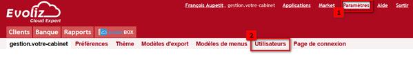 nouveaut 233 s expert comptable fusion des interfaces et gestion des profils