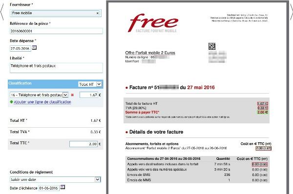 comment collecter vos factures fournisseurs par web facturier. Black Bedroom Furniture Sets. Home Design Ideas