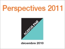 AGEFOS PME - Perspectives 2011