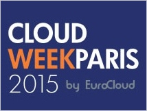 Cloud / SaaS : 1ère édition de la Cloud Week Paris 2015 par EuroCloud France