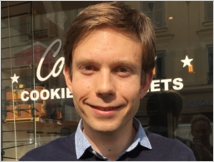 Interview de Michel Bloch de La Cookiterie, boutique de cookies à Paris