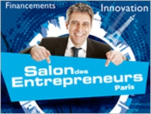 Salon des Entrepreneurs de Paris 2012